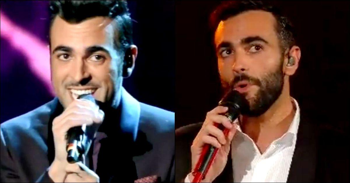 """Sanremo, Marco Mengoni canta """"L'Essenziale"""", brano con cui vinse nel 2013. Il video-confronto"""