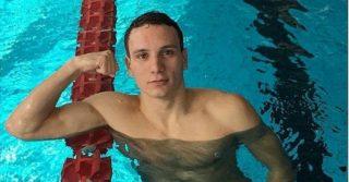 Manuel Bortuzzo non potrà più camminare. Lesione al midollo per il giovane nuotatore