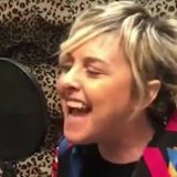 """Nadia Toffa cantante, il suo primo singolo è """"Diamante briciola"""""""