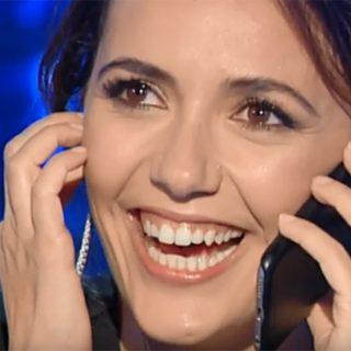 Serena Rossi, proposta di matrimonio in diretta da Zia Mara