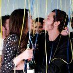#Vale40, le foto della festa di compleanno di Valentino Rossi (e la dedica della fidanzata)