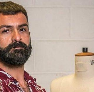 E' il campione di cucito finalista nello show della BBC