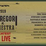 De Gregori & Orchestra: si aggiungono due nuovi appuntamenti al tour estivo