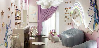 Al centro di Milano arriva una casa a tema Unicorno: ecco come prenotare una notte magica