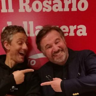 Christian De Sica torna a teatro: lo show da Fiorello