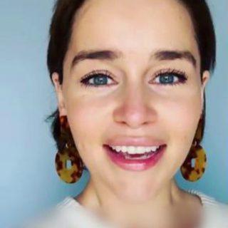 """Emilia Clarke: """"Ho rischiato di morire per due aneurismi"""""""