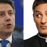 Il premier Conte svela a Fiorello chi ha scritto il dossier segreto sulla Tav