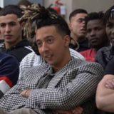 """Ghali presenta il nuovo singolo """"I love you"""" nel carcere di San Vittore"""