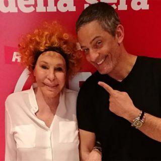 """Ornella Vanoni in """"Grande, grande, grande"""""""