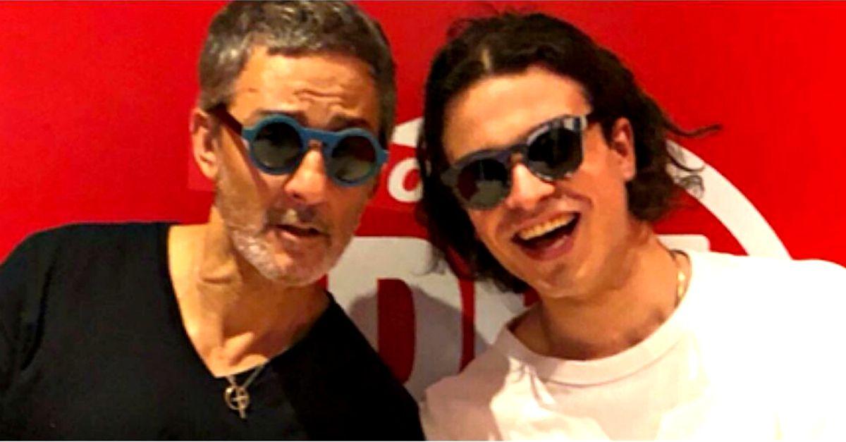 Coppia di talenti: Leo Gassman e Michael Leonardi cantano al Rosario della Sera