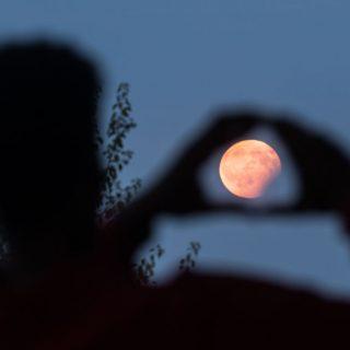 """Arriva la """"luna rosa"""": da stasera tutti col naso all'insù"""