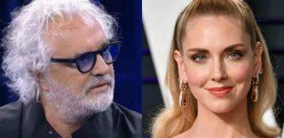 "Briatore su Chiara Ferragni: ""Chi dà 650 euro a 'sti deficienti per una foto?"""