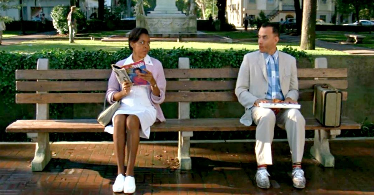 Viaggio di nozze in cerca della panchina di Forrest Gump: il racconto della sposa delusa