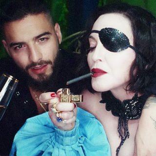 """Madonna, ecco """"Medellín"""" il nuovo video con Maluma"""
