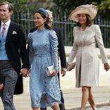 """Al royal wedding con l'abito """"low cost"""": la fidanzata di James Middleton veste H&M"""