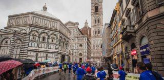 Da Lungarno a Piazza Duomo, Il video