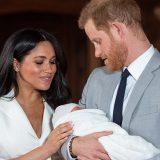 Meghan e Harry annunciano il nome del royal baby: è Archie Harrison Mountbatten-Windsor