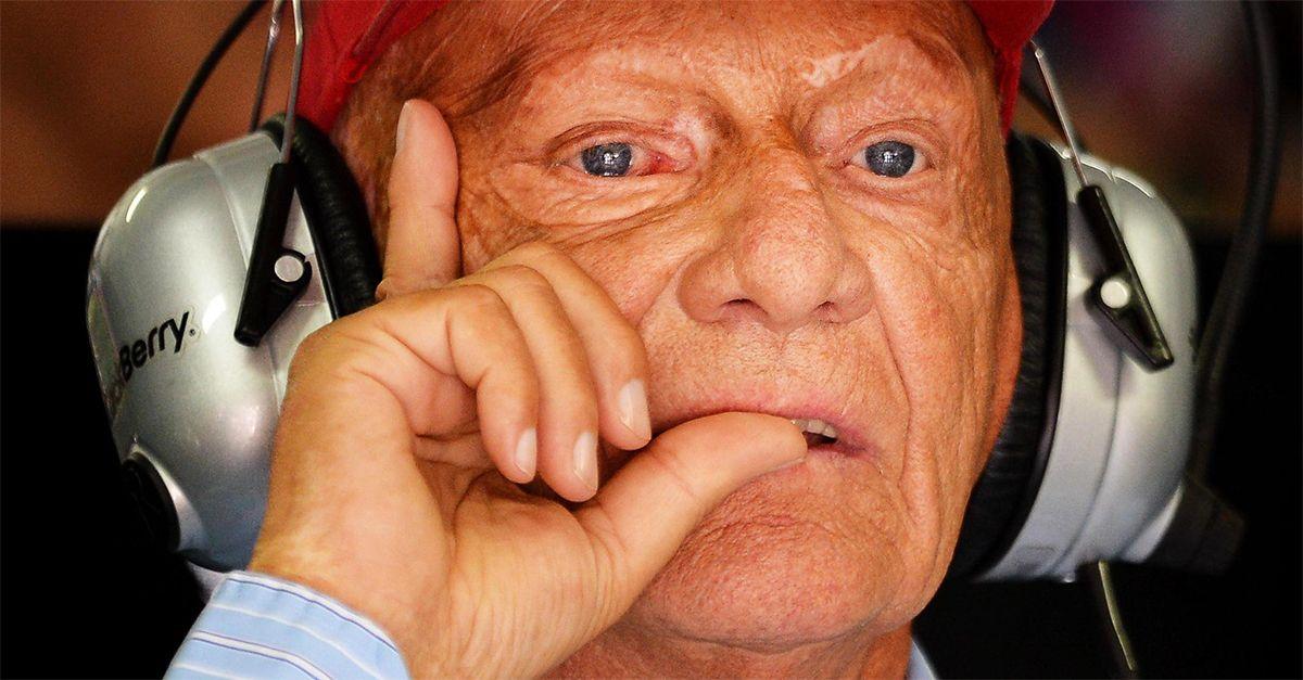 Addio a Niki Lauda, leggenda della Formula 1: aveva 70 anni