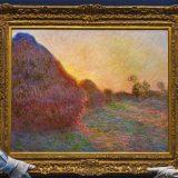 """Monet da record, un dipinto della serie """"I covoni"""" venduto all'asta per 110 milioni di dollari"""