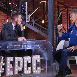 """Paolo Nespoli a EPCC: """"Dallo spazio non si vedono confini"""""""