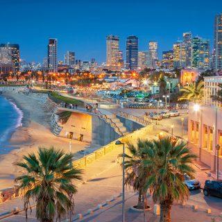 I 10 consigli di Diego Passoni per scoprire Tel Aviv