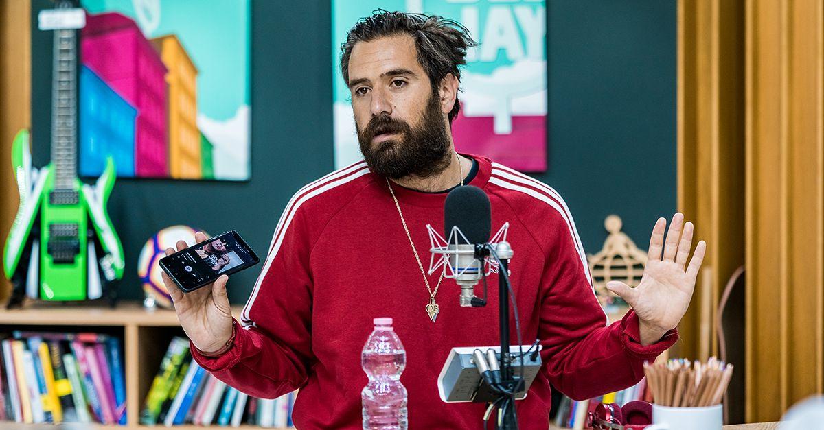 TheGiornalisti, Tommaso Paradiso: dalla festa di Radio Deejay al Circo Massimo