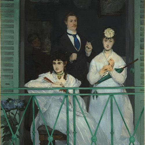 Édouard Manet Il balcone, 1868-1869 Olio su tela, 170 x 125 cm Parigi, Musée d'Orsay © René-Gabriel Ojéda / RMN-Réunion des Musées Nationaux/ distr. Alinari