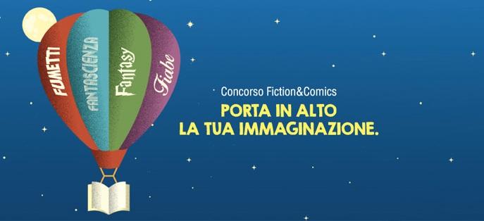 Fumetti, fantasy, fantascienza, fiabe: arriva il concorso che premia l'immaginazione