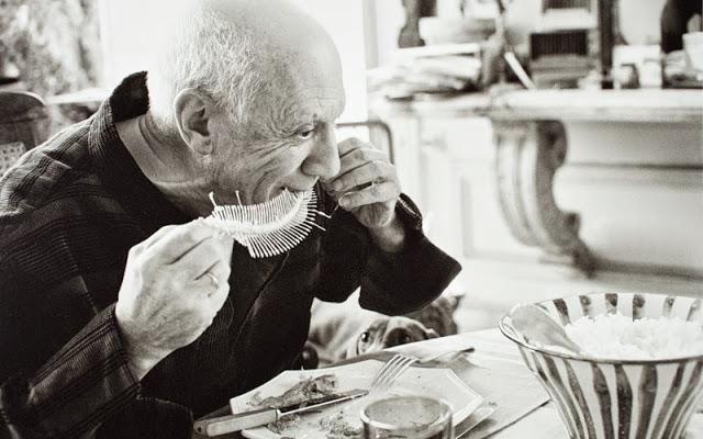 A cena con Picasso. Quando la ricetta è d'autore