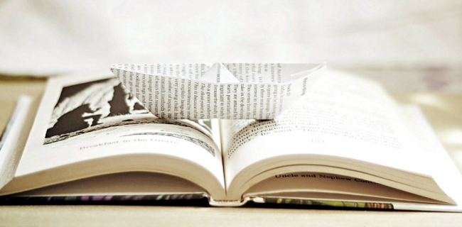 10 consigli per uscire con uno scrittore
