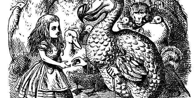 03 alice nel paese delle meraviglie e il dood
