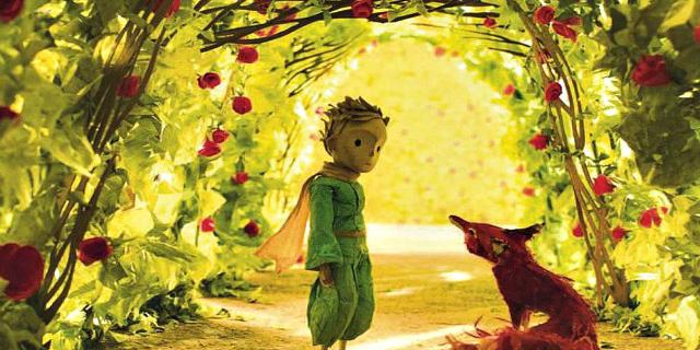 Il piccolo principe e la volpe testo pdf free