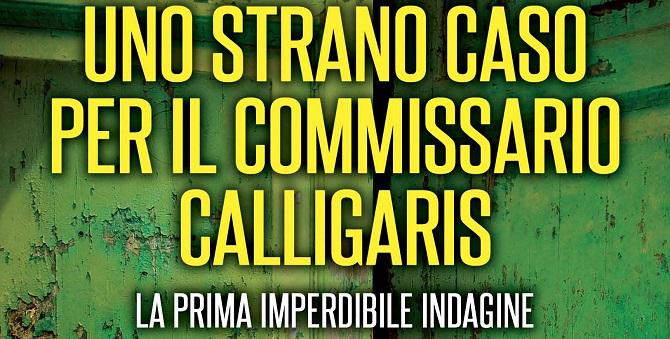 Il commissario Calligaris: nato sul web, ora sbarca in libreria