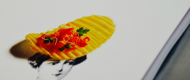 Quando il menu ti sorprende: cibo, arte e fantasia dall'aperitivo al dolce
