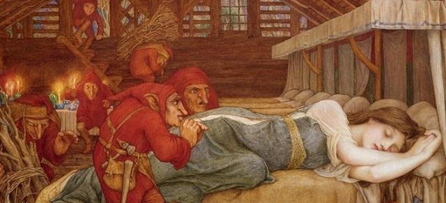 Biancaneve e i sette nani - John Dickson Batten
