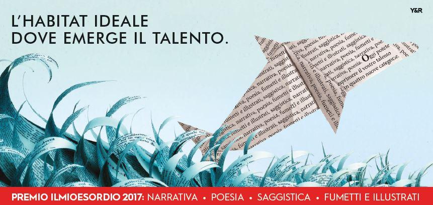 ilmioesordio, i talenti letterari nascono sul web. I vincitori del 2017