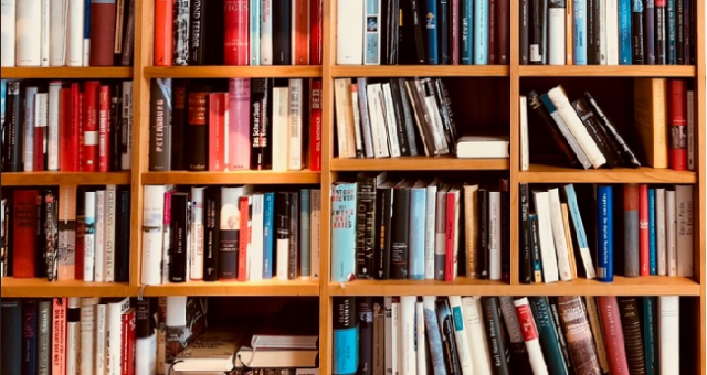 Narrativa, poesia, manuali, saggi, fumetti