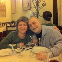 Antonio Mazzetti e Laura Rita