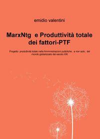 MarxNtg e Produttività totale dei fattori-PTF