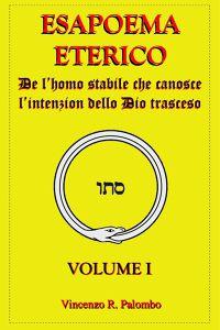 ESAPOEMA ETERICO Volume I