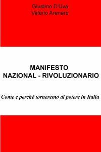 MANIFESTO NAZIONAL – RIVOLUZIONARIO