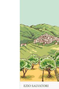 L'ufuma sulle colline umide