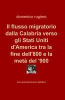 Il flusso migratorio dalla Calabria verso gli...