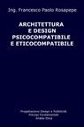 copertina ARCHITETTURA E DESIGN PSICOCOMPATIBILE...