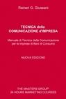 copertina TECNICA della COMUNICAZIONE...