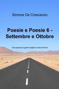 Poesie e Poesie 6 – Settembre e Ottobre
