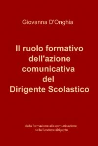Il ruolo formativo dell'azione comunicativa del Dirigente Scolastico