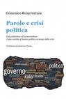 copertina Parole e crisi politica