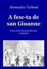 copertina A fesc-ta de san Giuanne