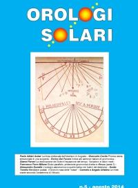 Orologi Solari n. 5